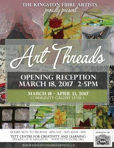 KFA Art Threads Poster SMALL